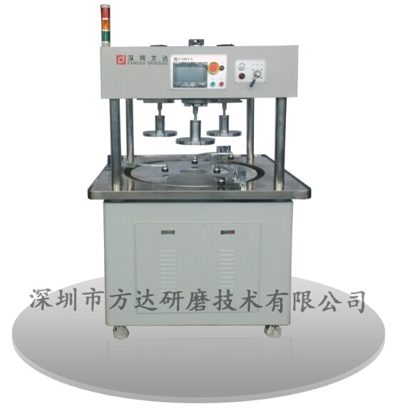 陶瓷片平面研磨机