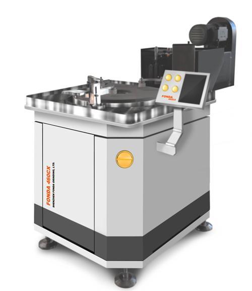 FD-460LX带修面平面研磨机