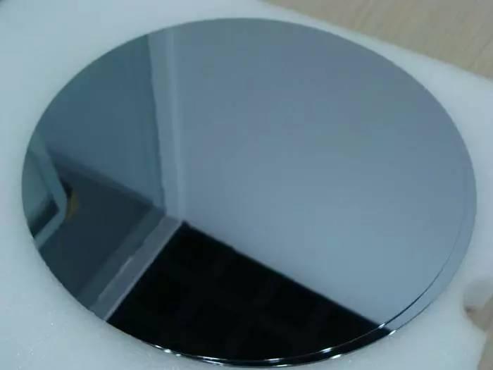 半导体硅片研磨效果
